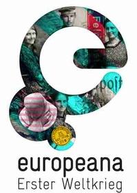 Logo der Europeana Projekt Erster Weltkrieg
